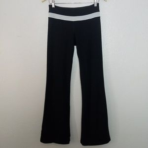 LULULEMON Groove Flare Reversible Yoga Pants